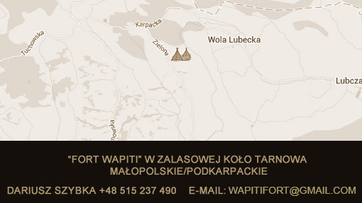 dojazd fort wapiti